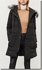 Emporio Armani Hooded Padded Coat