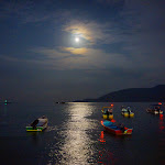 Malaysian Midnight at the Perhentian Islands