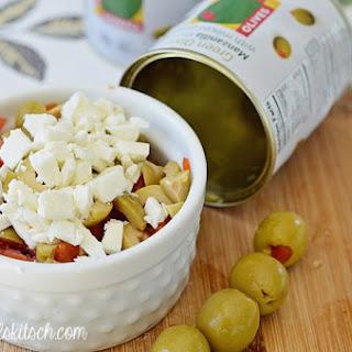 Olive & Feta Bruschetta