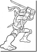 tortugas ninja colorear (10)