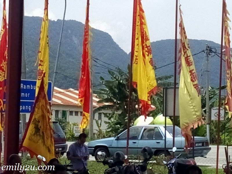 Goddess Ho Sin Koo Festival in Ipoh