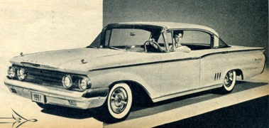 Mercury Montclair 1960