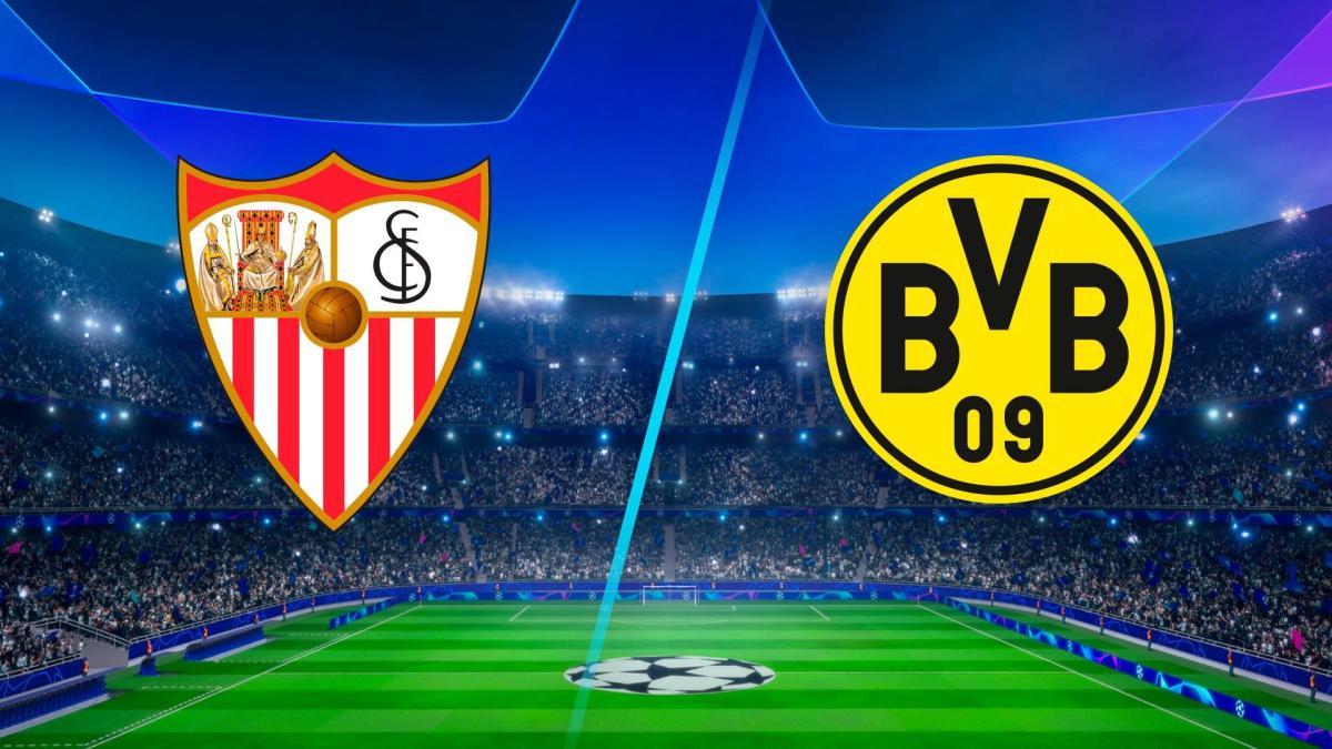 See Sevilla vs Borussia Dortmund: UCL Clash Live Stream and TV Info
