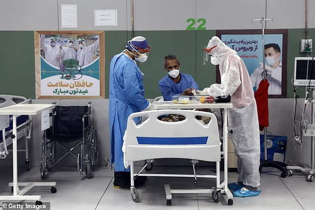 Breaking: False beliefs that methanol cures Coronavirus has killed over 700 people in Iran
