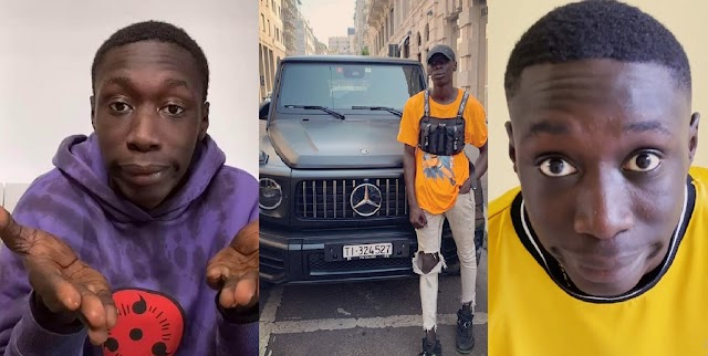 Meet Khaby Lame, 21-year-old TikTok sensation who lost his job in 2020, but is now worth nearly N1 billion [Video]
