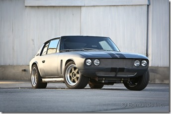 Jensen Interceptor MK III Fast and Furious 6