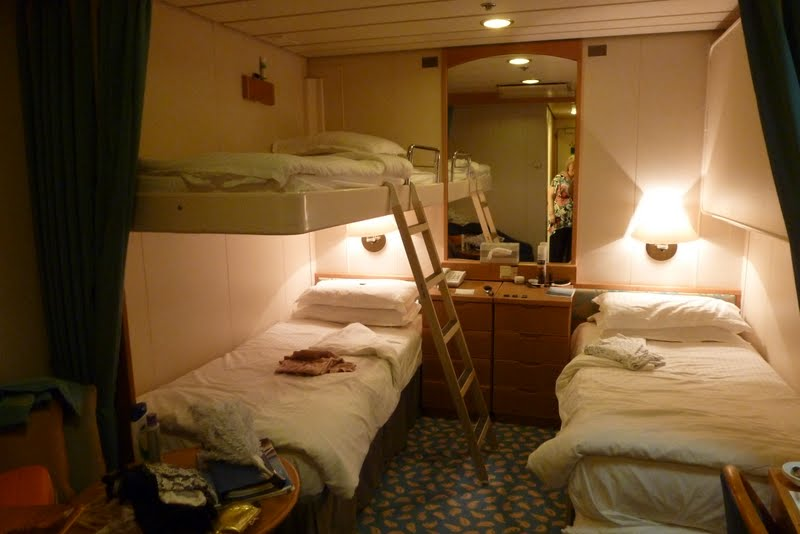 Bed Configuration 4 In A Cabin Cruise Critic Message