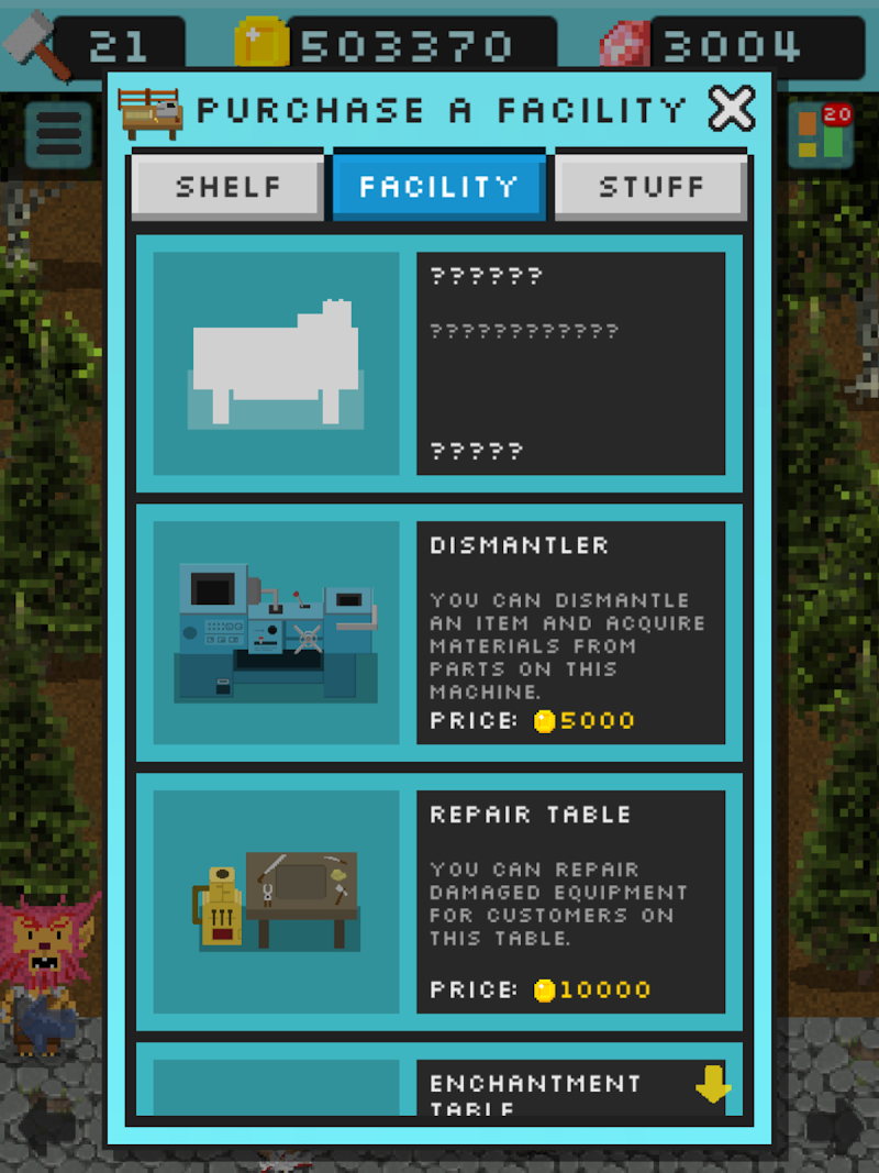 Goblin's Shop Screenshot 14
