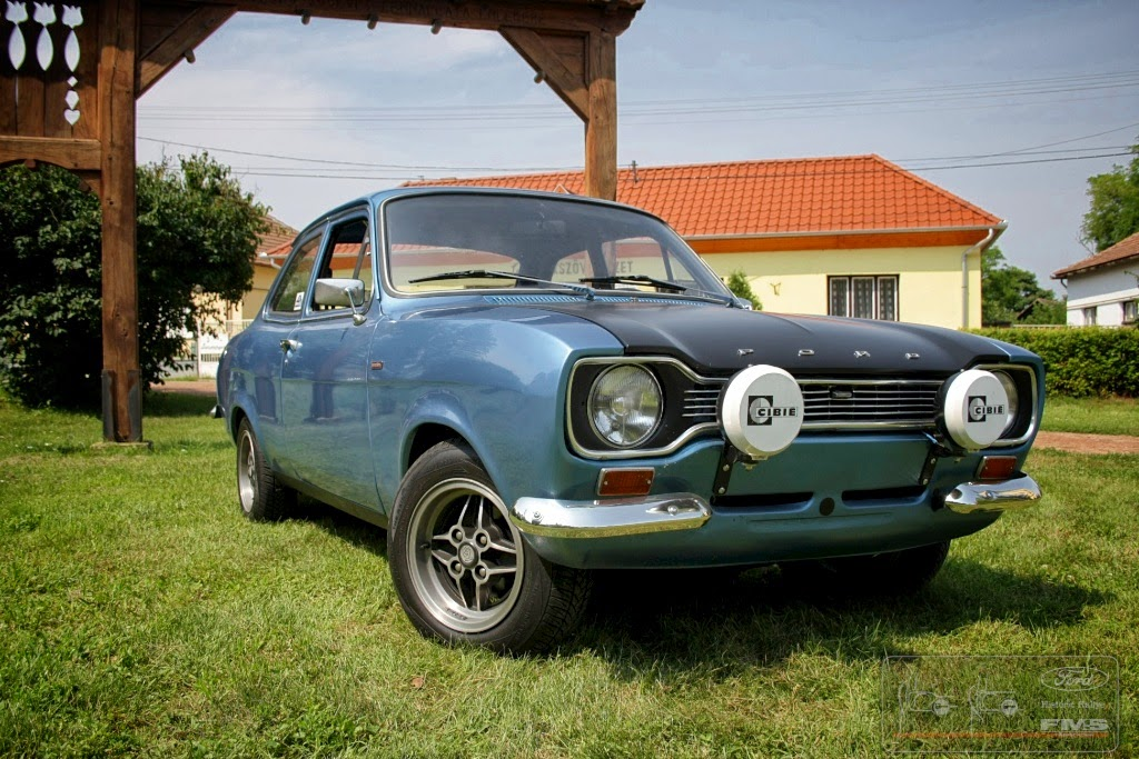 Ford Escort Mk1 1 3 Xl