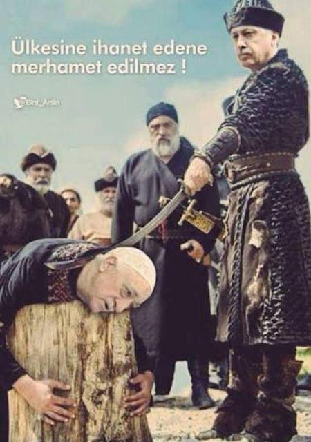 Fethullah Gulen adalah dalang dalam percubaan rampasan kuasa ini