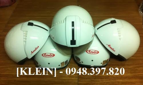 KLEIN Nón Bảo Hiểm ANDES, Mũ Bảo Hiểm Nón Sơn chính hãng New 98-99% Hàng Xịn giá Good - 31