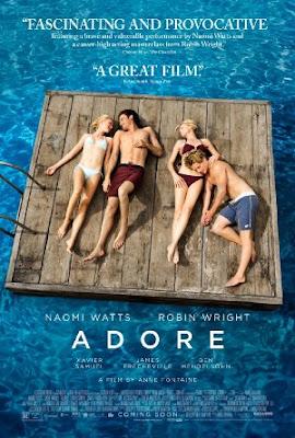 Adore Poster