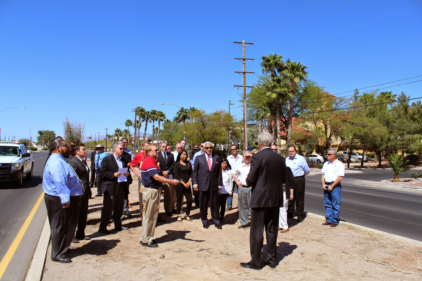 First Impressions Groundbreaking Ceremony 3.31.14