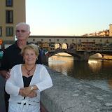 Florence, IT and the interesting Ponte Vecchio Bridge