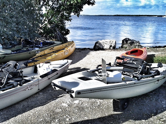 Friday afternoon in Key Largo