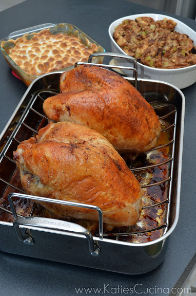 KitchenAid Gourmet Distinctions Stainless Steel Roaster with Rack