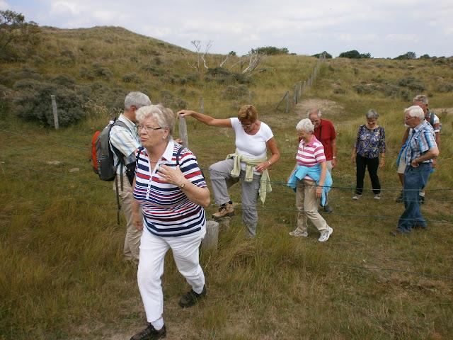 Stevige spirituele wandeling - P8110330.JPG