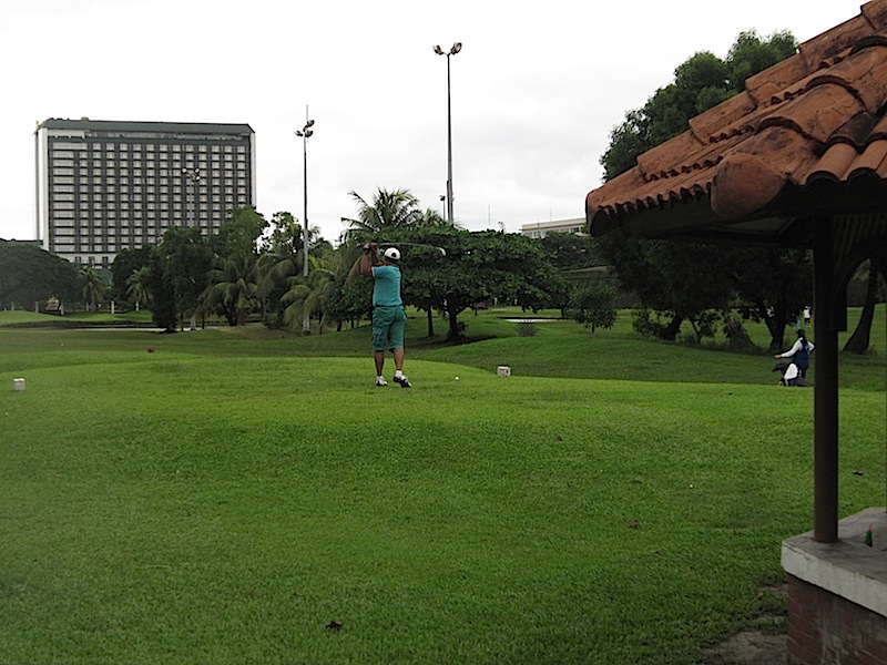 Club Intramuros Golf Course