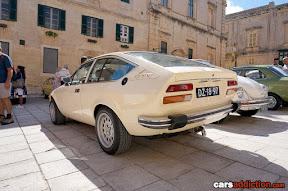 Alfa Romeo GTV Sprint Series 1 rear
