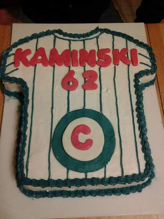 Luv 2 Make Cakes Chicago Cubs Fan Birthday Cake