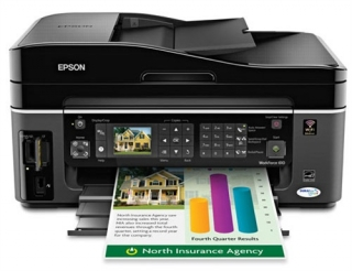Drivers & Downloads Epson WorkForce 323 printer for Windows OS