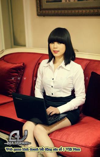 Ngắm mỹ nữ Việt gợi cảm trong cosplay Địa Vương 4