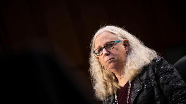 Sen. Rand Paul Offers Dr. Rachel Levine As Example Of Radical Agenda Riding Biden's Coattails