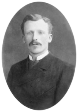 Theo van Gogh, circa 1889, Age 32