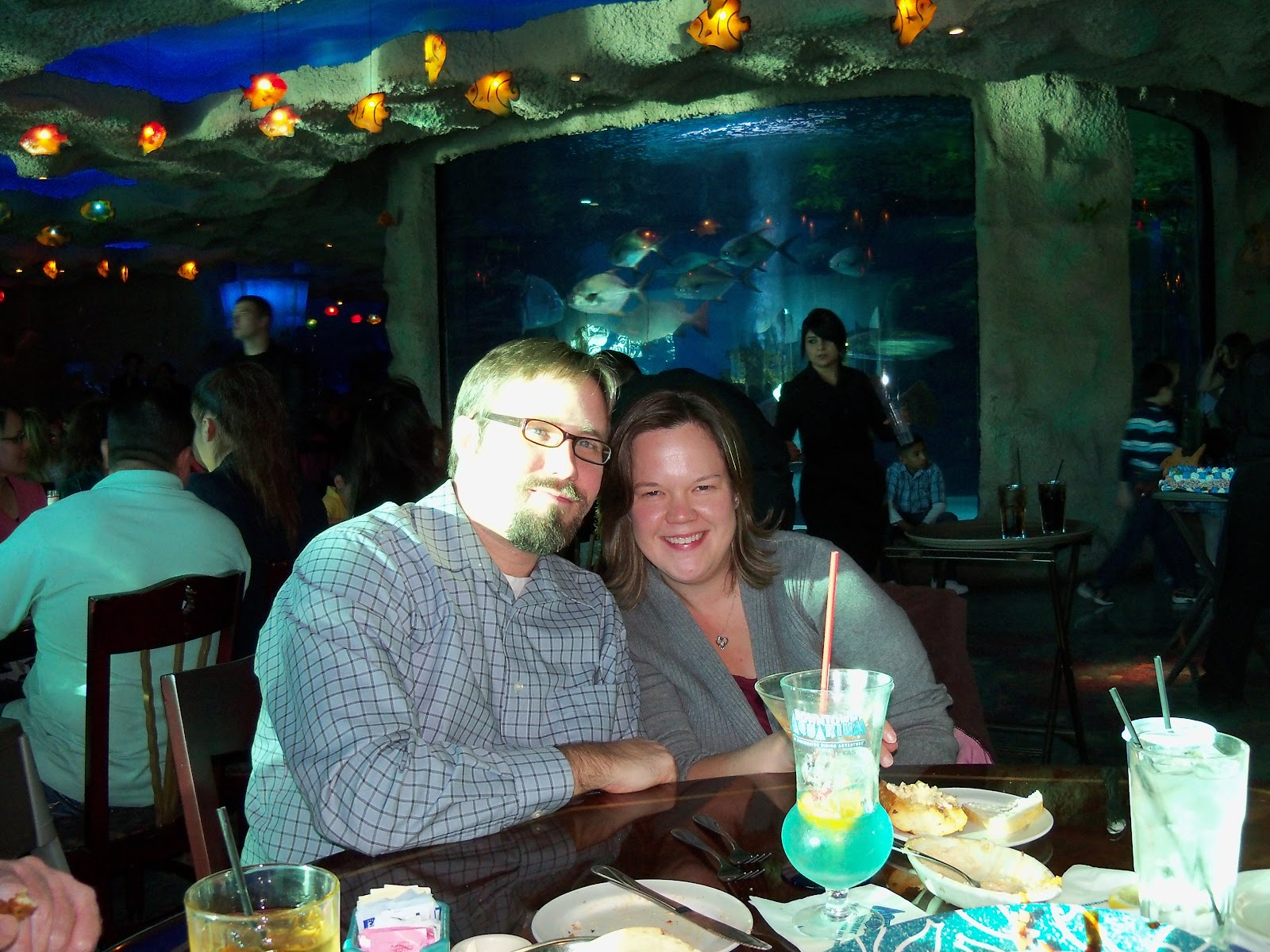Birthday at Downtown Aquarium - 100_6128.JPG