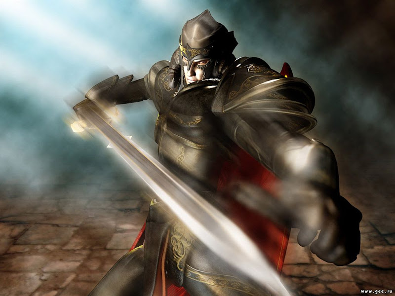 Heaven Of Black Knight, Warriors 3