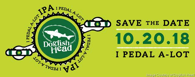 Dogfish Head Introduces IPA (I Pedal Alot)
