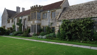 Lytes Cary Manor Back