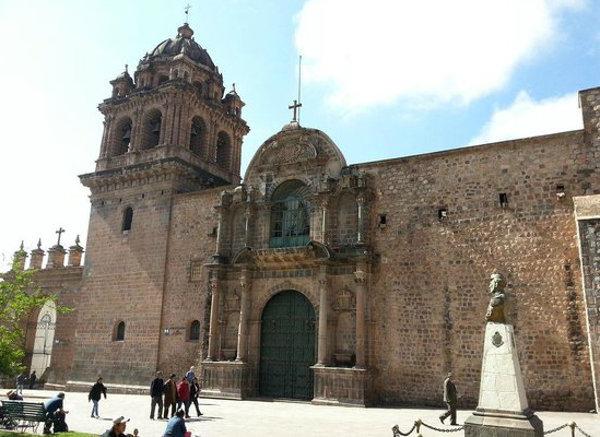 Iglesia de la Merced en Cusco