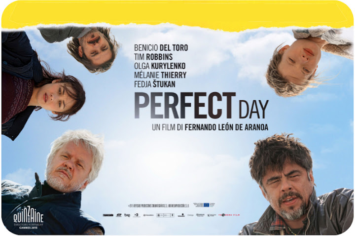 Μια Υπέροχη Μέρα (A Perfect Day) Wallpaper