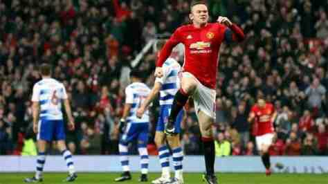 Manchester United vs Reading F. A Cup Match Highlight