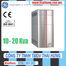 Ups Ge 10Kva, Ups Ge LP31 10Kva, Thaihung. org Phân phối Ups GE công nghệ Mỹ