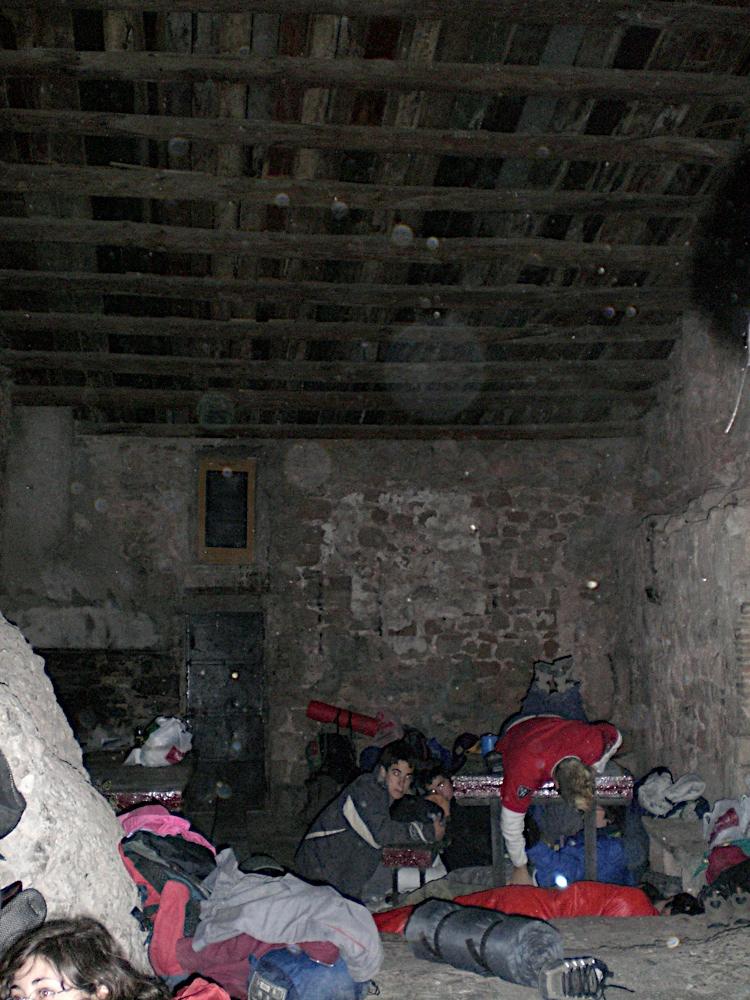 Sortida Sant Salvador de les espasses 2006 - CIMG8312.JPG