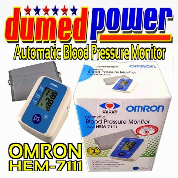 Jual Tensimeter Digital Omron HEM-7111 Murah