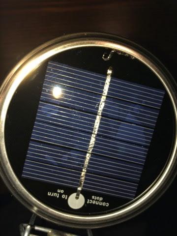 Prächtig JuCheer testet: Sonnenglas - eine etwas andere Dekoidee #FD_78