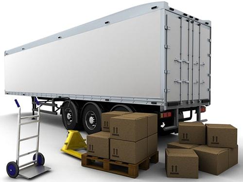 Camión y carga