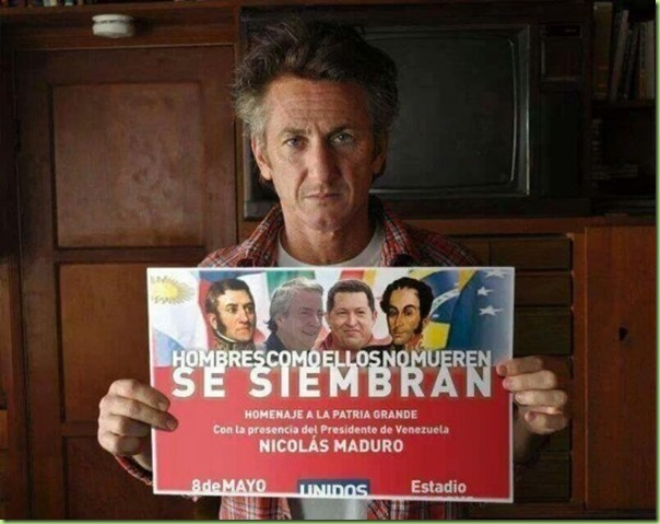 sean penn pawn useful idiot