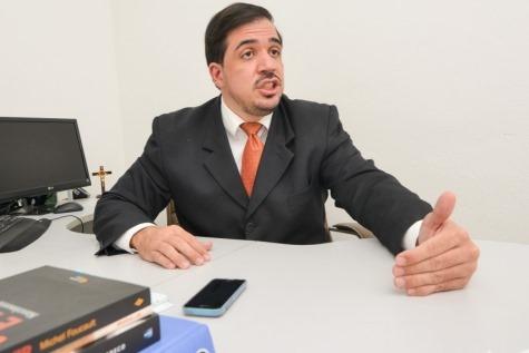Juiz Marcos Faleiros