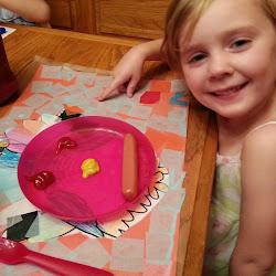 Kids Food Creations
