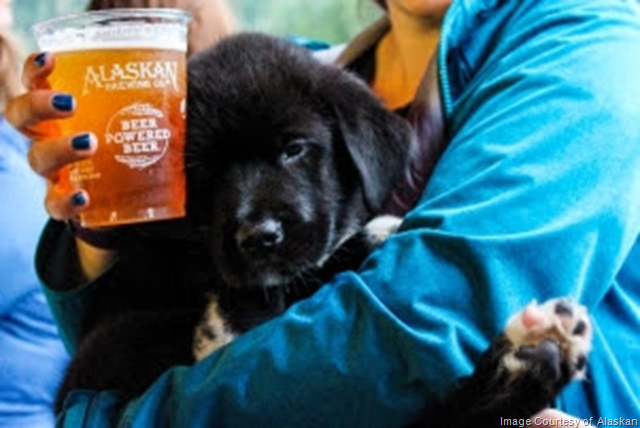 Alaskan Brewing's Ales for Tails Gives Back to Furry Friends