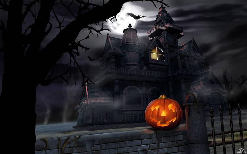Halloween House, Halloween