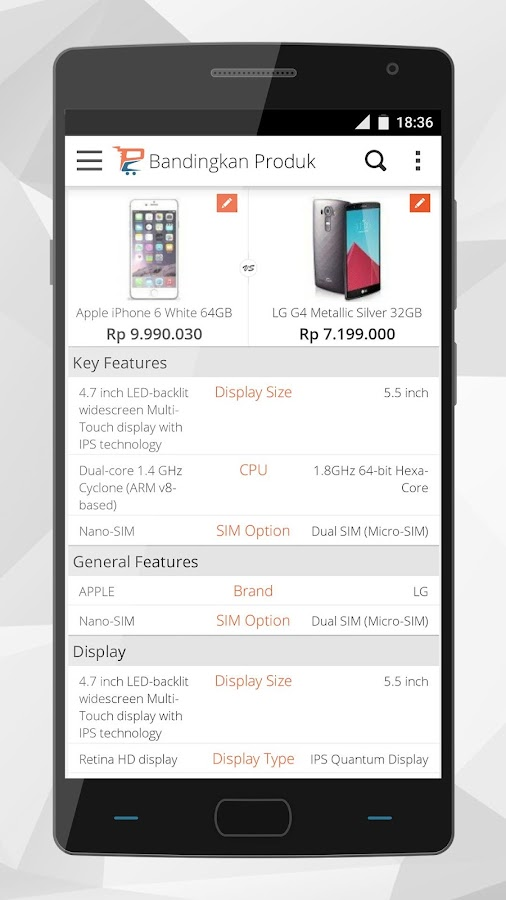 PriceCart: Shopping Comparison- screenshot