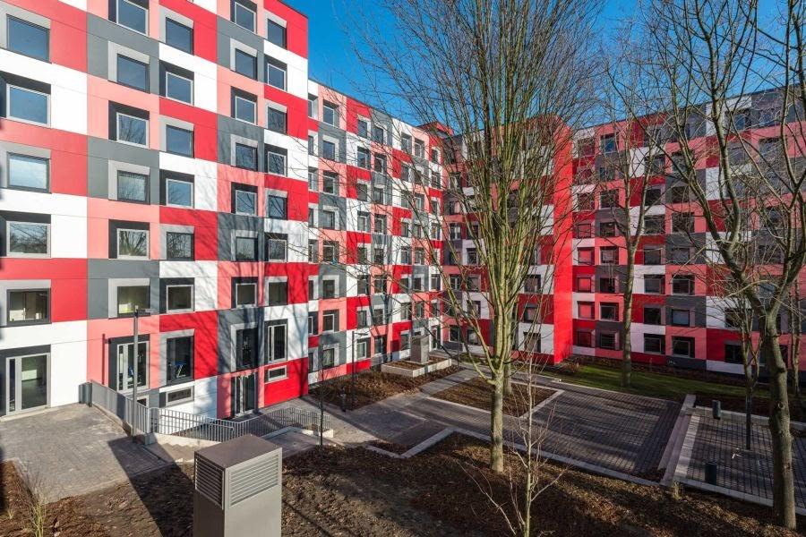 Student hostel, Essen, Germany.jpg