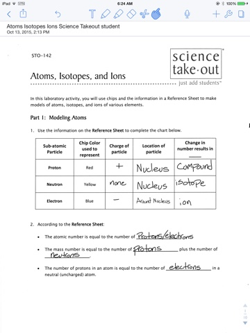 Printables Isotopes Worksheet ions and isotopes worksheet intrepidpath rare pepes 4 atoms worksheet