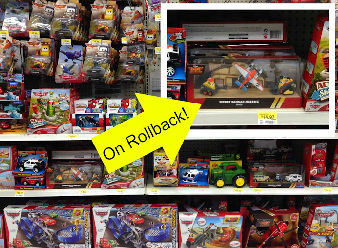 Disney Planes Merchandise on Rollback at Walmart #PlanesToTheRescue