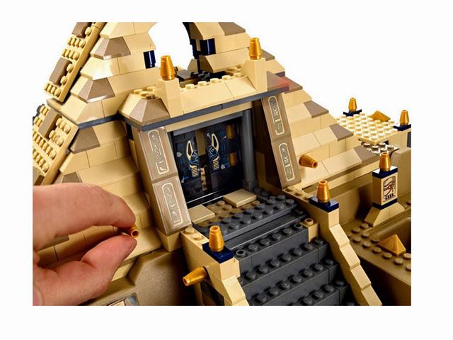 7327 レゴ スコーピオン・ピラミッド